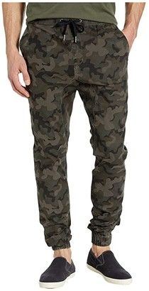 Zanerobe Sureshot Jogger (Dark Camo) Men's Casual Pants