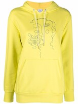 Thumbnail for your product : Paul Smith Abstract-Print Hoodie