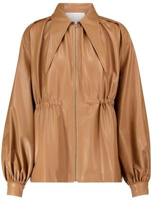 Deveaux Ari faux leather jacket