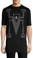 Marcelo Burlon County of Milan Tribal Print T-Shirt