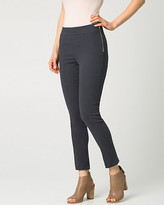 Le Château Cotton Twill Slim Leg Crop Pant