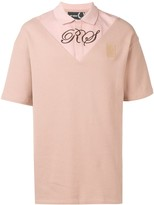 Fred Perry embroidered logo T-shirt