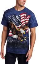 The Mountain Men's Eagle Talon Flag Shirt