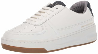 Armani Exchange A|X Men's Leather Sneaker