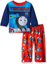 "Thomas & Friends Baby Boys' ""Blue Engine 01"" 2-Piece Pajamas"