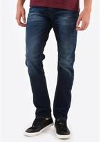 Kaporal 5 Straight Leg Regular Fit Cotton Mix Jeans