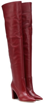 Gianvito Rossi Morgan 85 over-the-knee boots