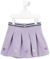 Young Versace - floral skirt - kids - Modal - 4 yrs