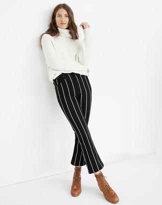 Madewell Cali Demi-Boot Jeans in Elsie Stripe