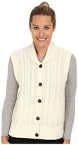 Woolrich Shannon Cable Sweater Vest