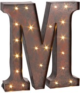 Gerson LED Letter Wall Decor