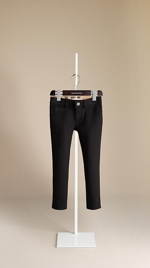 Burberry Stretch Pocket Detail Leggings