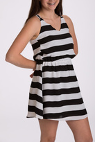 Elisa B Racerback Dress