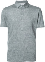 Brunello Cucinelli five buttons polo shirt