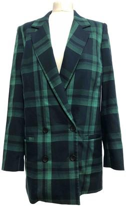 Gestuz Green Polyester Jackets