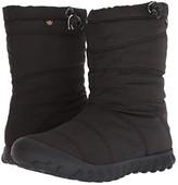 Bogs B Puffy Mid (Black) Women's Rain Boots