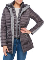 Vince Camuto Hooded Down Coat