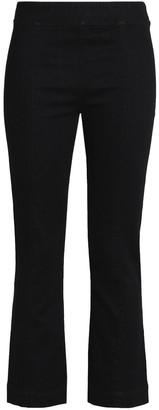 Helmut Lang High-rise Kick-flare Jeans