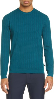 Emporio Armani Slim Fit Crewneck Sweater