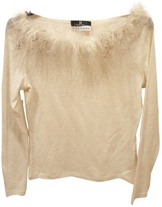 Givenchy White Wool Knitwear for Women Vintage