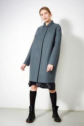Langerchen - Coat Taree - platinum / S
