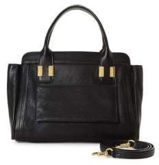 Chloé Vintage Mini Alice Leather Top Handle Bag