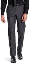 Ted Baker Jarret Grey Woven Suit Separates Wool Trouser