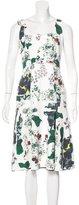 Erdem Tate Floral Print Dress w/ Tags