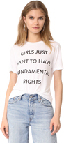 Prabal Gurung Girls Just Want to Have Fundamentals Tee