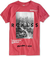 Young & Reckless Men's Across The City Logo T-Shirt