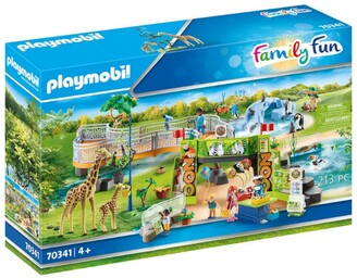 Playmobil Family Fun Large City Zoo