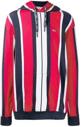 Tommy Jeans striped hoodie