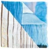 Faliero Sarti Funky print scarf