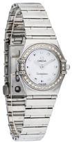 Omega My Choice Constellation Watch