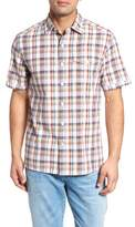 Tommy Bahama Ocean Cay Plaid Sport Shirt
