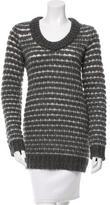 Rag & Bone Knit Scoop Neck Sweater