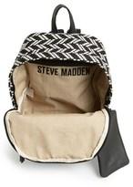 Steve Madden Canvas Backpack