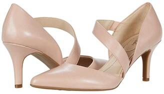 LifeStride Suki (True Blush) Women's 1-2 inch heel Shoes