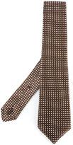 Kiton nautical motif tie