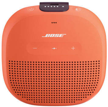 Bose ; NEW ; SoundLink Micro Bluetooth Speaker - Orange / Plum