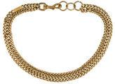 Dolce & Gabbana Metallic Chain-Link Belt