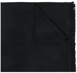 Gucci Logo Star Print Scarf