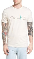 Altru Men's Embroidered Desert Cactus T-Shirt