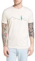 Altru Men's Embroidered Desert Cactus T-Shirt