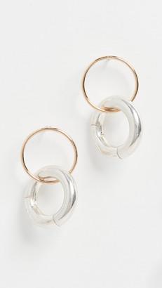 Kozakh Charlotte Earrings