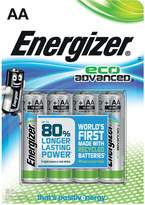 Energizer Eco Advanced AA Batteries 4-Pack
