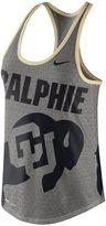 Nike Women's Colorado Buffaloes Dri-Blend Tank