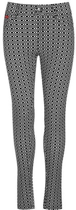 Lee Cooper AOP Jeggings Ladies