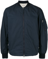 Universal Works classic bomber jacket - men - Cotton/Polyamide/Polyester/Spandex/Elastane - S