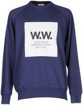 Wood Wood WOODWOOD Sweatshirts